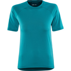 POC Essential MTB Tee Damen antimony blue
